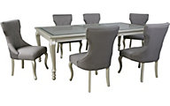 Ashley Coralayne Table & 6 Chairs
