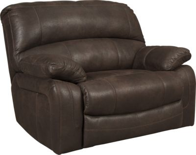 Ashley Zavier Power Wide Seat Recliner