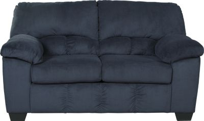 Ashley Dailey Midnight Loveseat