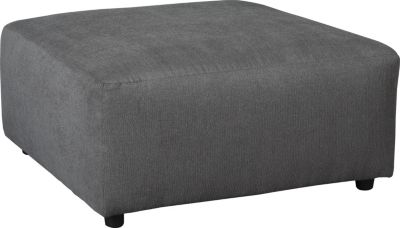 Ashley Jayceon Gray Oversized Ottoman