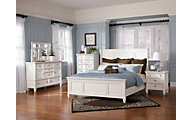 Ashley Prentice Queen Bedroom Set