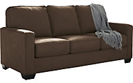 Ashley Zeb Espresso Full Sleeper Sofa