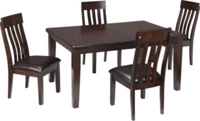 Ashley Haddigan 5-Piece Dining Set