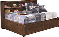 Ashley Delburne Full Storage Bed