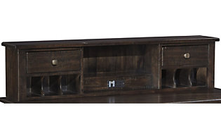 Ashley Townser Desk Hutch Top Only