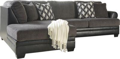 Ashley Asi Left Side Chaise Sofa