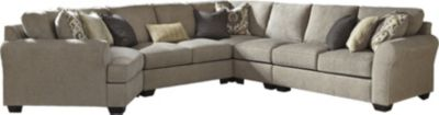 Ashley Pantomine Left-Side Cuddler 5-Piece Sectional