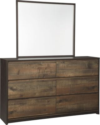 Ashley Windlore Dresser with Mirror