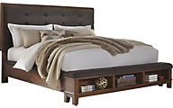 Ashley Ralene Queen Storage Bed