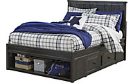 Ashley Jaysom Full Storage Bed