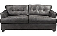 Ashley Inmon Gray Queen Sleeper Sofa