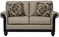 Ashley Blackwood Loveseat
