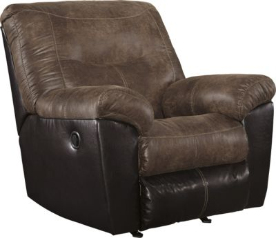 Ashley Follett Rocker Recliner