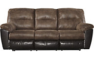 Ashley Follett Reclining Sofa