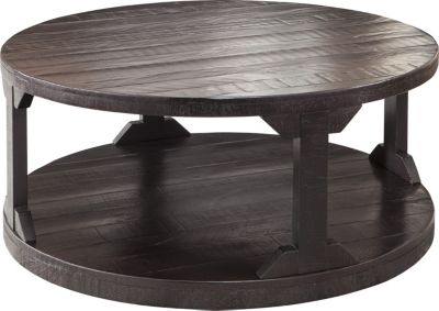 Ashley Rogness Round Coffee Table