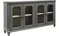 Ashley Mirimyn Gray Accent Cabinet