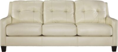 Ashley O'Kean Cream Queen Sleeper Sofa