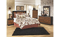 Ashley Aimwell 4-Piece Queen Headboard Bedroom Set