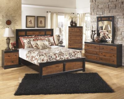 Ashley Aimwell 4-Piece Queen Bedroom Set