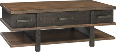 Ashley Stanah Lift-Top Coffee Table