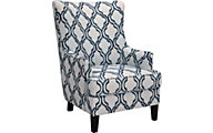 Ashley La Vernia Indigo Accent Chair
