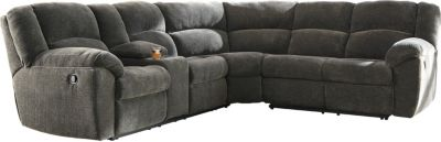 Ashley Timpson 2-Piece Gray Sectional