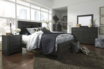 Ashley Brinxton 4-Piece King Bedroom Set