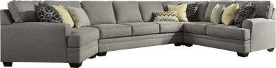 Ashley Cresson 4-Piece Sectional