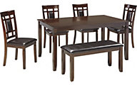 Ashley Bennox 6-Piece Dining Set
