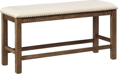 Ashley Moriville Counter Bench