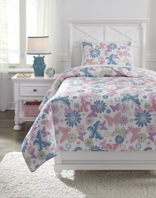 Ashley Jobeth 2-Piece Twin Quilt Set