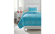Ashley Jolana 2-Piece Twin Quilt Set