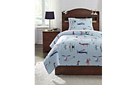 Ashley McAllen 2-Piece Twin Quilt Set