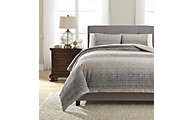 Ashley Arturo 3-Piece King Duvet Cover Set