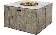 Ashley Peachstone Square Outdoor Fire Pit