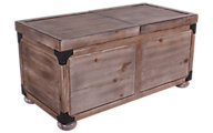 Ashley Vennilux Storage Trunk Coffee Table