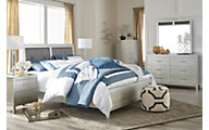 Ashley Olivet 4-Piece King Bedroom Set