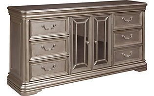 Ashley Birlanny Dresser