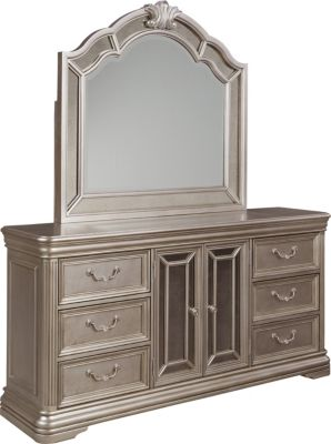 Ashley Birlanny Dresser with Mirror