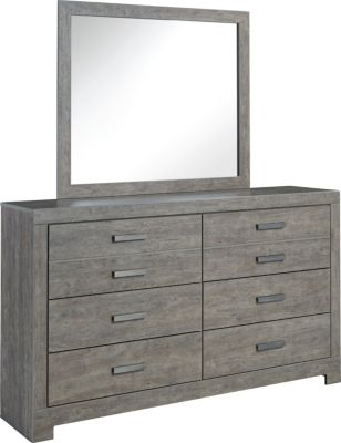 Ashley Culverbach Dresser with Mirror