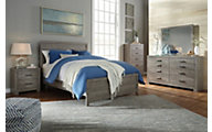 Ashley Culverbach 4-Piece Queen Bedroom Set