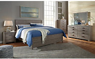 Ashley Culverbach 4-Piece King Bedroom Set