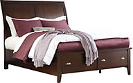 Ashley Evanburg California King Storage Bed