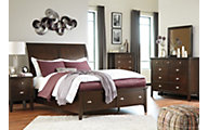 Ashley Evanburg 4-Piece King Storage Bedroom Set
