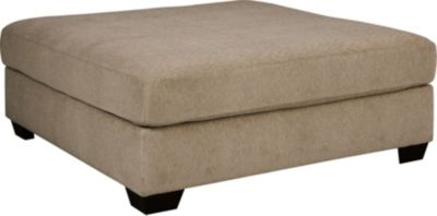 Ashley Malakoff Oversized Ottoman