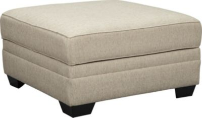 Ashley Luxora Storage Ottoman