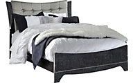 Ashley Amrothi Queen Upholstered Bed