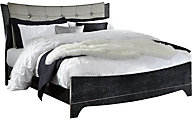 Ashley Amrothi King Upholstered Bed