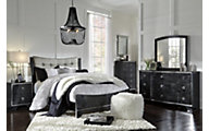 Ashley Amrothi 4-Piece Queen Bedroom Set