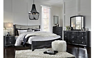 Ashley Amrothi 4-Piece King Bedroom Set